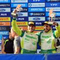 Rally Argentino - Villa Carlos Paz 2015 - Final - Nicolas Diaz en el Podio