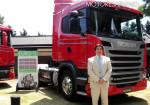 Scania cierra el 2015 lista para recibir el Euro 5 2