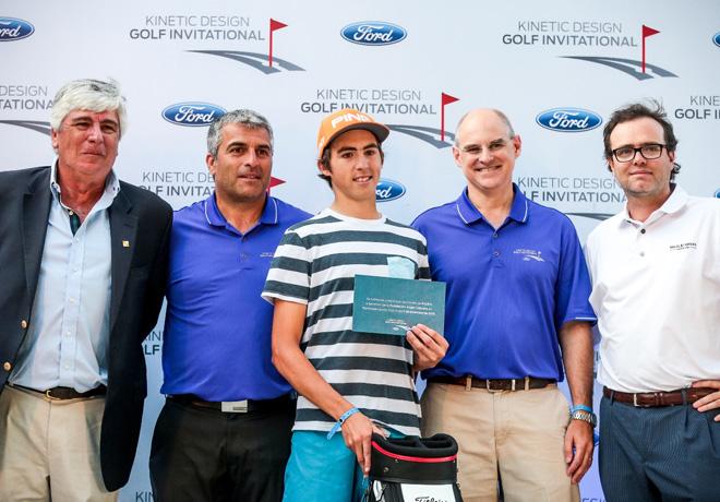 Se disputo la Final del Ford Kinetic Design Golf Invitational 2015 1