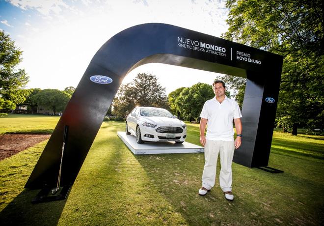 Se disputo la Final del Ford Kinetic Design Golf Invitational 2015 2