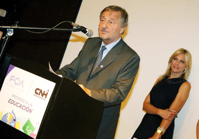 Se llevo a cabo la 17a edicion de los Premios a la Educacion de FCA Y CNH Industrial 1