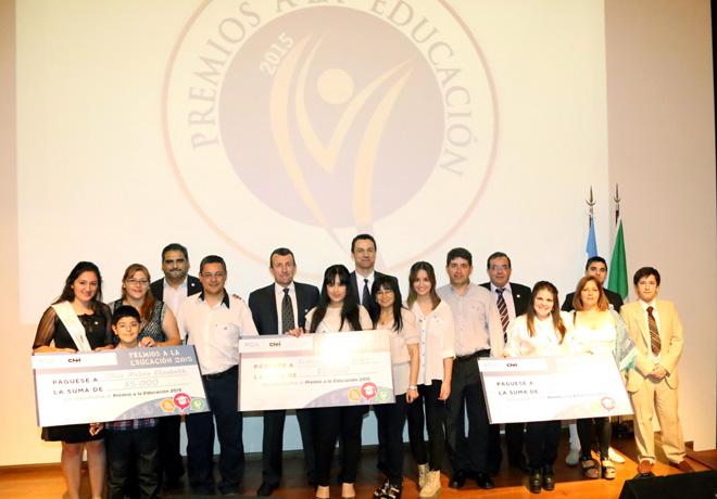 Se llevo a cabo la 17a edicion de los Premios a la Educacion de FCA Y CNH Industrial 3
