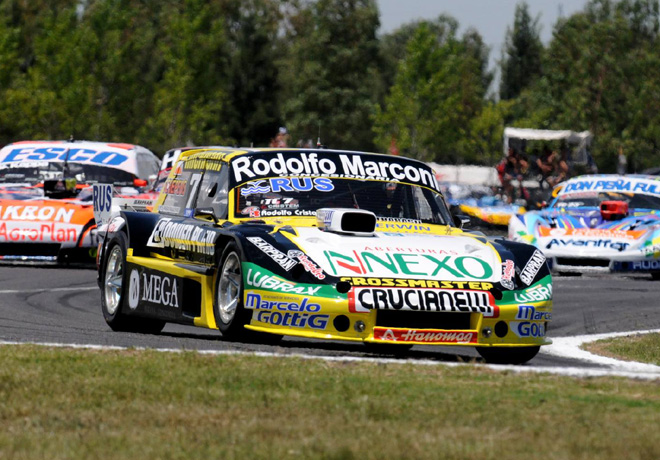 TC - La Plata 2015 - Omar Martinez - Ford Falcon