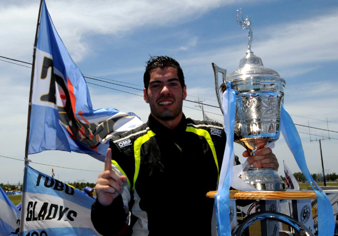 TC Pista - La Plata 2015 - Esteban Gini Campeon