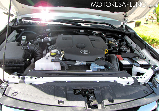Toyota - Presentacion SW4 05