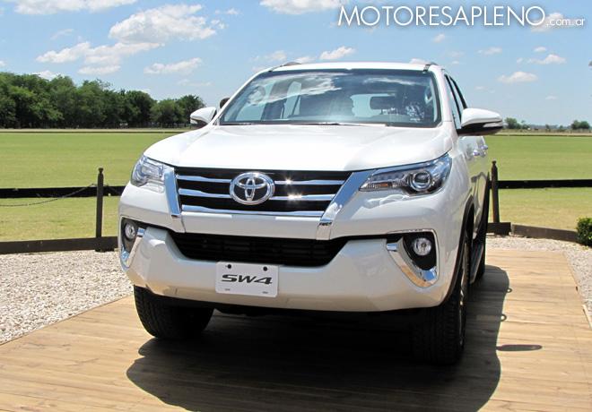 Toyota - Presentacion SW4 06