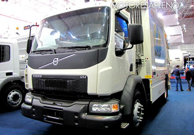 Volvo - Nueva linea de camiones VM 1