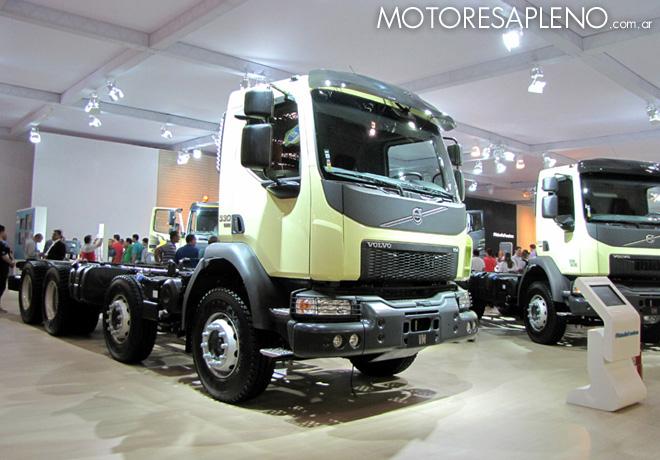 Volvo - Nueva linea de camiones VM 3