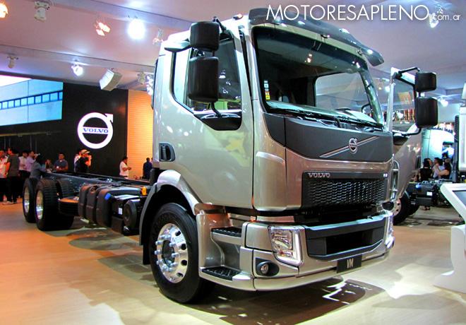 Volvo - Nueva linea de camiones VM 4