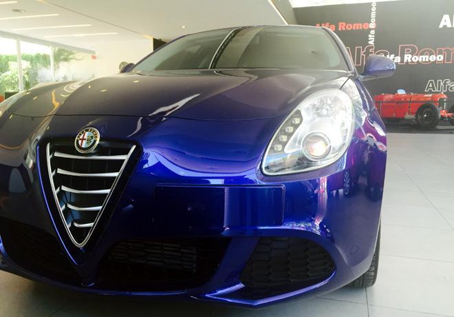 Alfa Romeo Giulietta Sprint - Gama Inedita 1