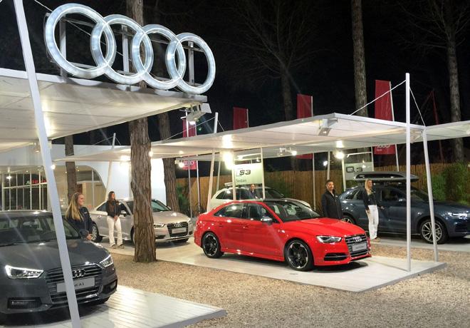 Audi Summer Experience - Carilo 2016 1