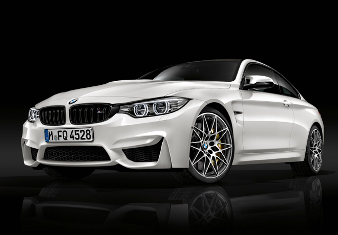 BMW M3 y M4 Competition Package 1