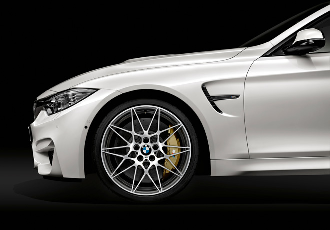 BMW M3 y M4 Competition Package 2