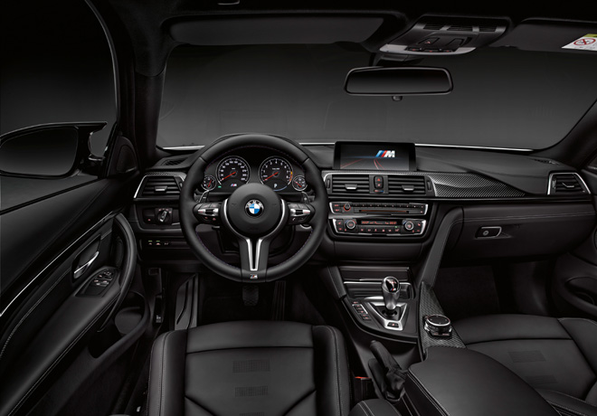 BMW M3 y M4 Competition Package 4