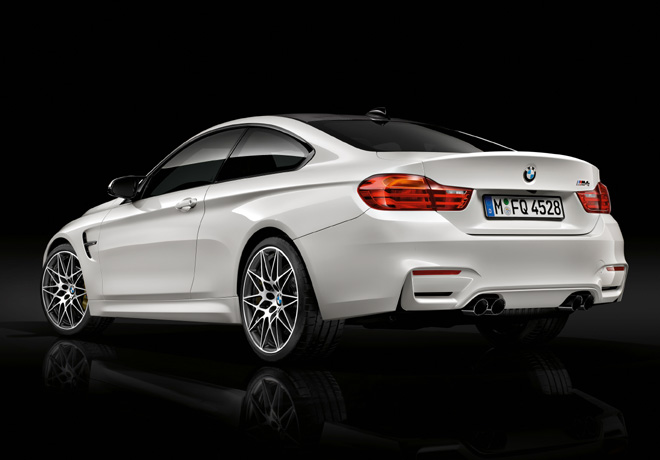BMW M3 y M4 Competition Package 5