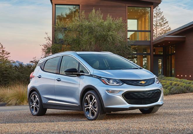 Chevrolet Bolt EV 2017 2