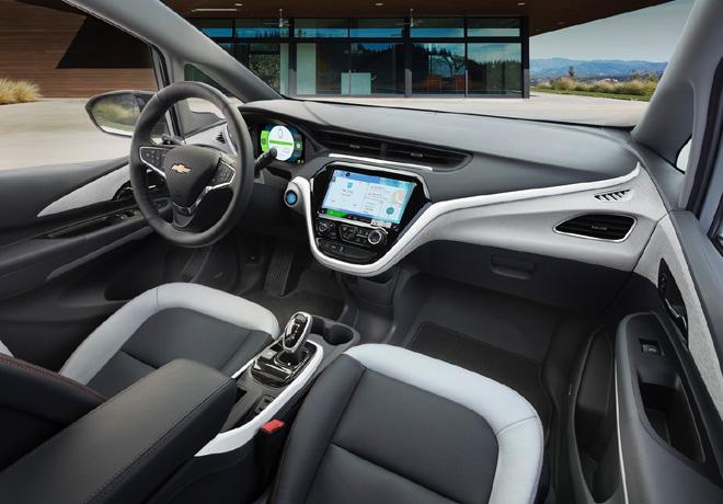 Chevrolet Bolt EV 2017 3
