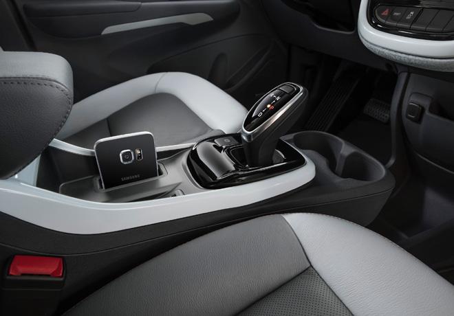 Chevrolet Bolt EV 2017 4