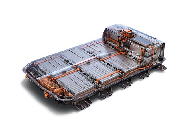 Chevrolet Bolt EV 2017 - Sistema de Baterias