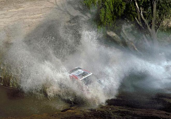 Dakar 2016 - Etapa 0 - Prologo - Bernhard ten Brinke - Toyota Hilux