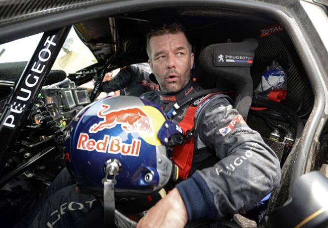 Dakar 2016 - Etapa 2 - Sebastien Loeb - Peugeot 2008 DKR16