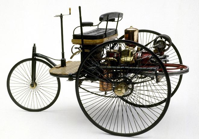 El automovil -creacion de Carl Benz- cumple hoy 130 anos 1
