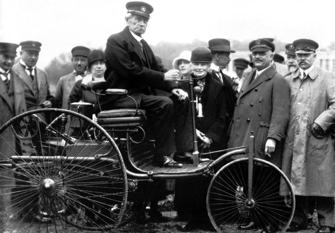 El automovil -creacion de Carl Benz- cumple hoy 130 anos 2