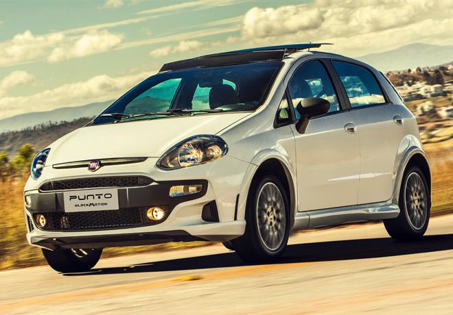 Fiat Punto Blackmotion 2