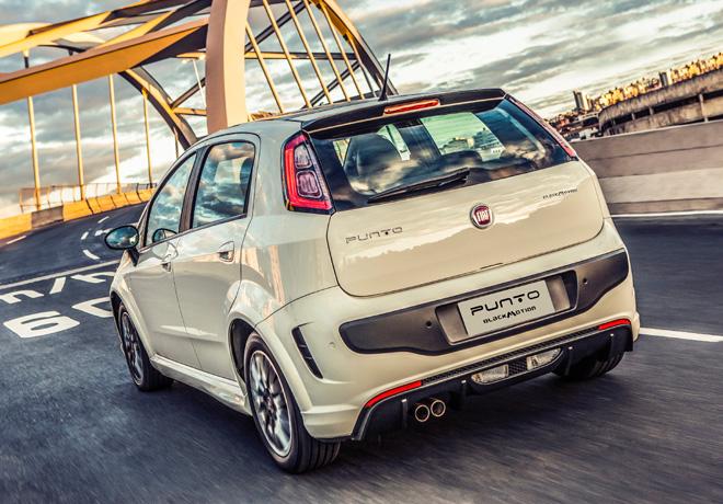 Fiat Punto Blackmotion 4