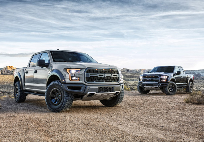 Ford F-150 Raptor SuperCrew 1