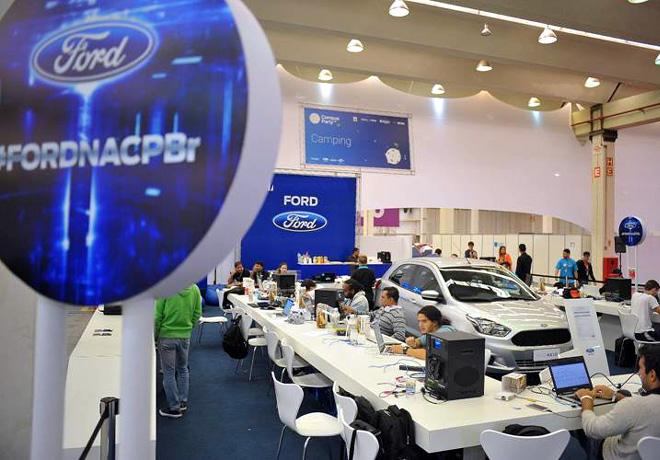 Ford muestra avances en tecnologia en el Campus Party