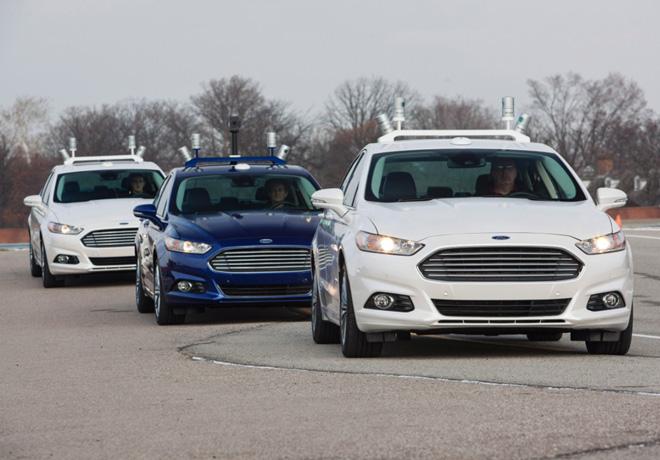 Ford registro record de patentes e innovaciones en 2015 2
