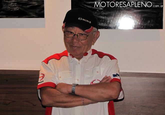 Hino Dakar 2016 - Yoshimasa Sugawara