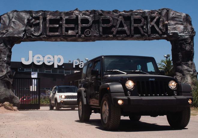 Jeep Park 2