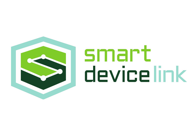 Logo Ford smart device link