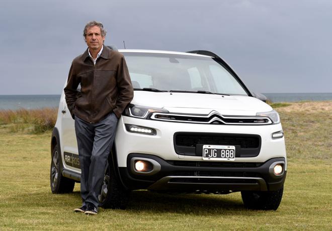Luis Maria Basavilbaso - Director General de Citroen - Peugeot y DS Argentina