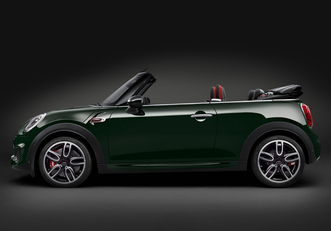 MINI John Cooper Works Convertible 2