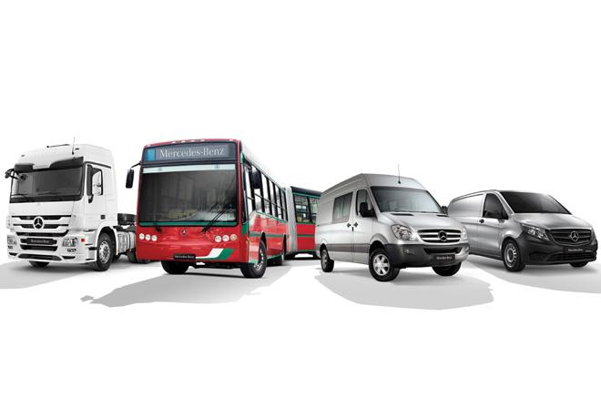 Mercedes-Benz Argentina - vehiculos comerciales