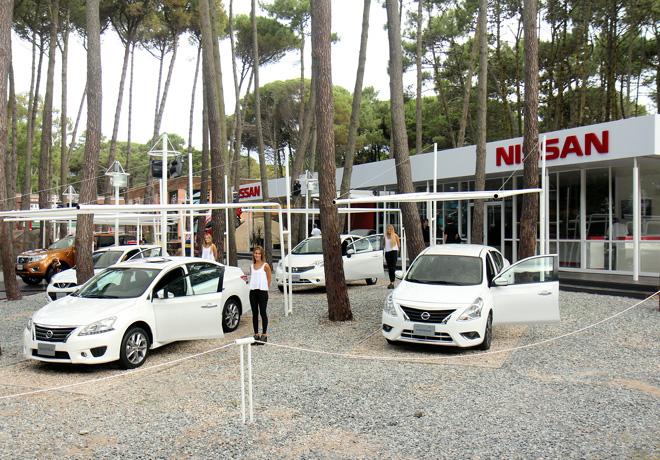 Nissan en Carilo - Stand