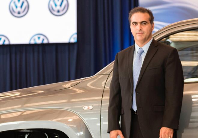 Pablo Di Si - Presidente y CEO de Volkswagen Argentina