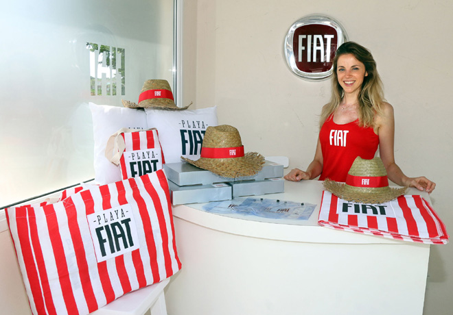 Playa Fiat - Haciendote mas feliz el verano 3