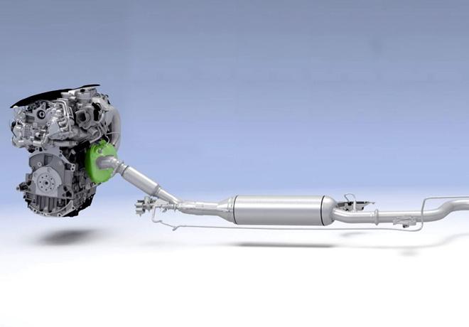 Tecnologia SCR de PSA Peugeot Citroen