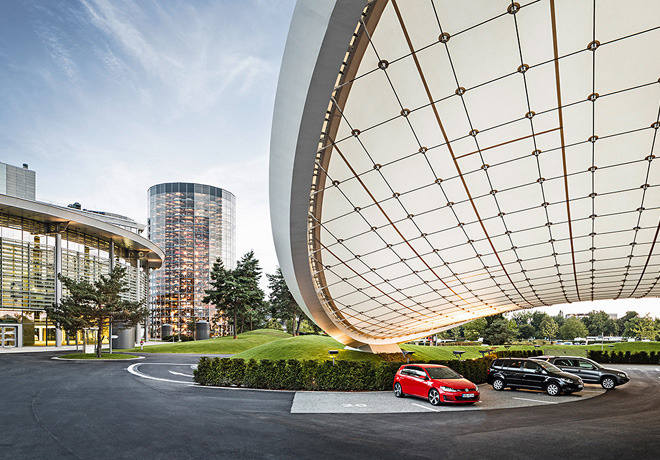 Volkswagen celebra los 15 años de Autostadt