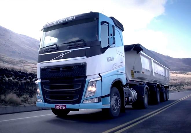 Volvo FH Euro 5