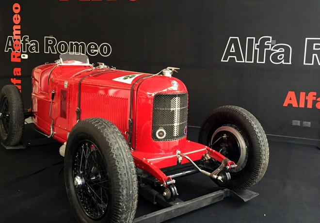 Alfa Romeo - P2 3