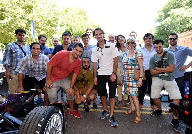 DS Automobiles junto a la UTN y la Formula E