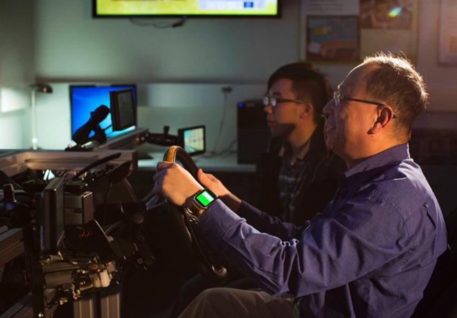 Ford analiza el vinculo entre datos de salud y tecnologia de asistencia al conductor 2