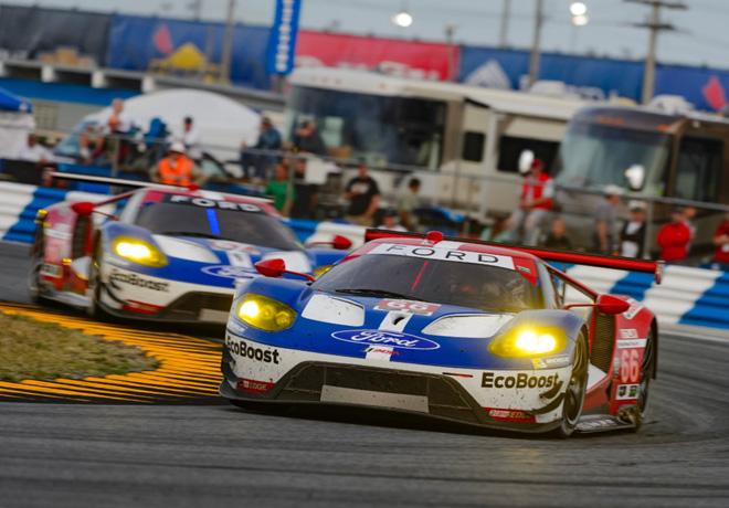Ford participara en Le Mans 2016 con sus cuatro Ford GT 2