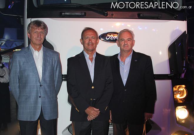 Ford presento la Nueva Linea Cargo Euro V 04