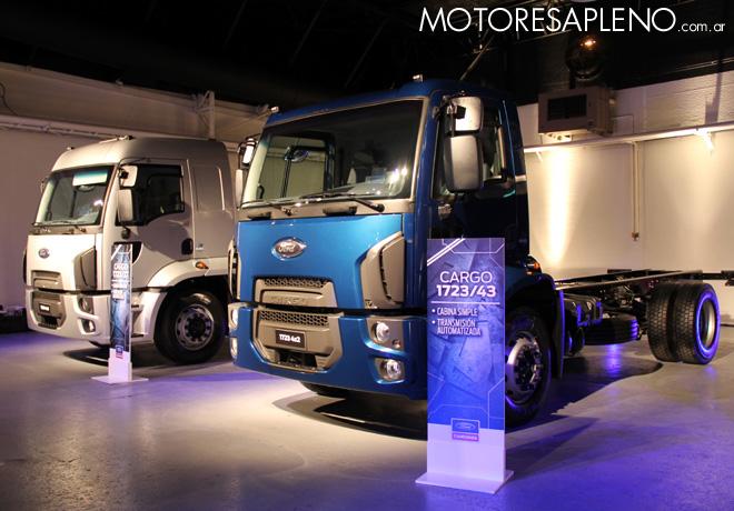 Ford presento la Nueva Linea Cargo Euro V 07